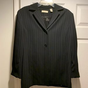 Valerie Stevens Black Suit Jacket